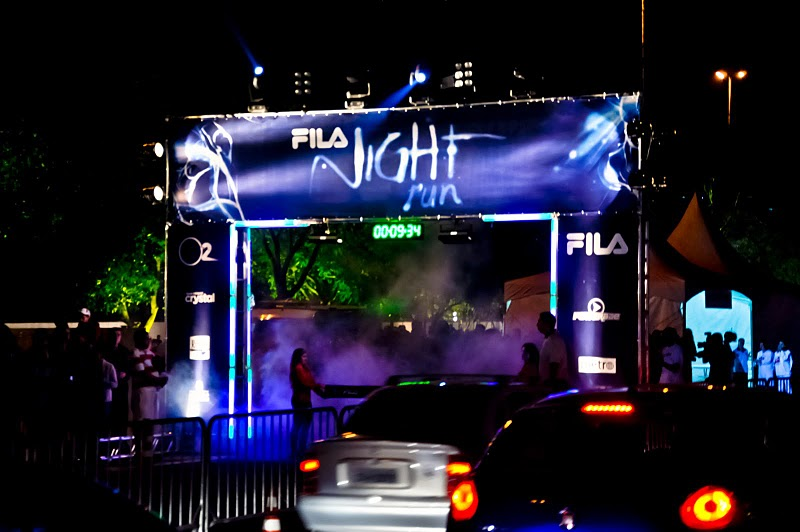 Fila Night Run 2011