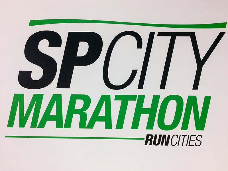 Retirada de Kits: SP City Marathon