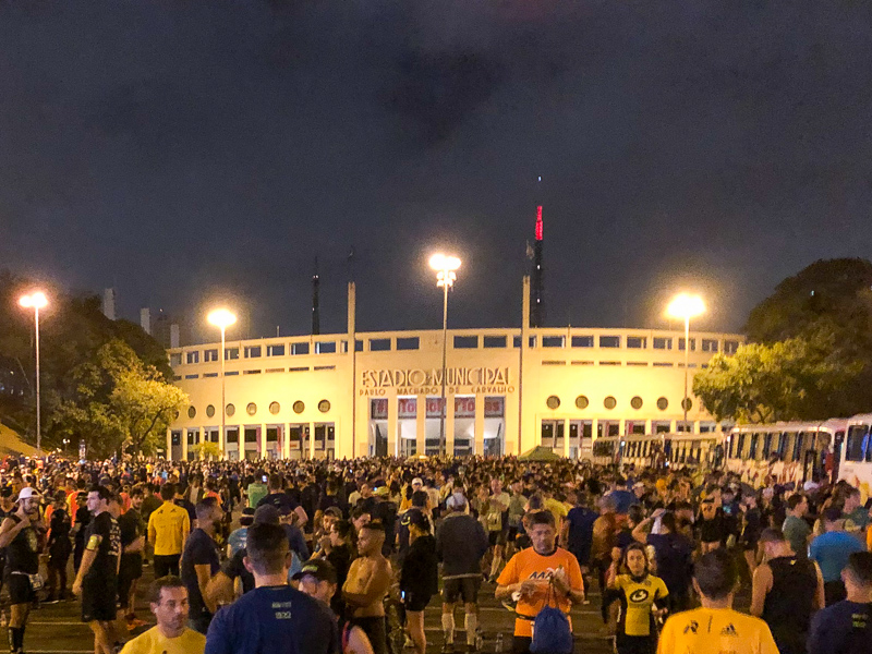 Relato – SP City Half Marathon